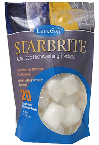 Buy automatic dishwasher detergent for soft water