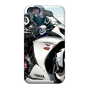 Bumper Hard Phone Cover For Apple Iphone 6 With Allow Personal Design HD Yamaha Yzf R1 Pictures 88bestcase