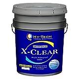 X-Clear, Clear Acrylic Sealer - 5 Gallon