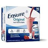 Ensure Original Nutrition Shake - Strawberry (Pack of 6)