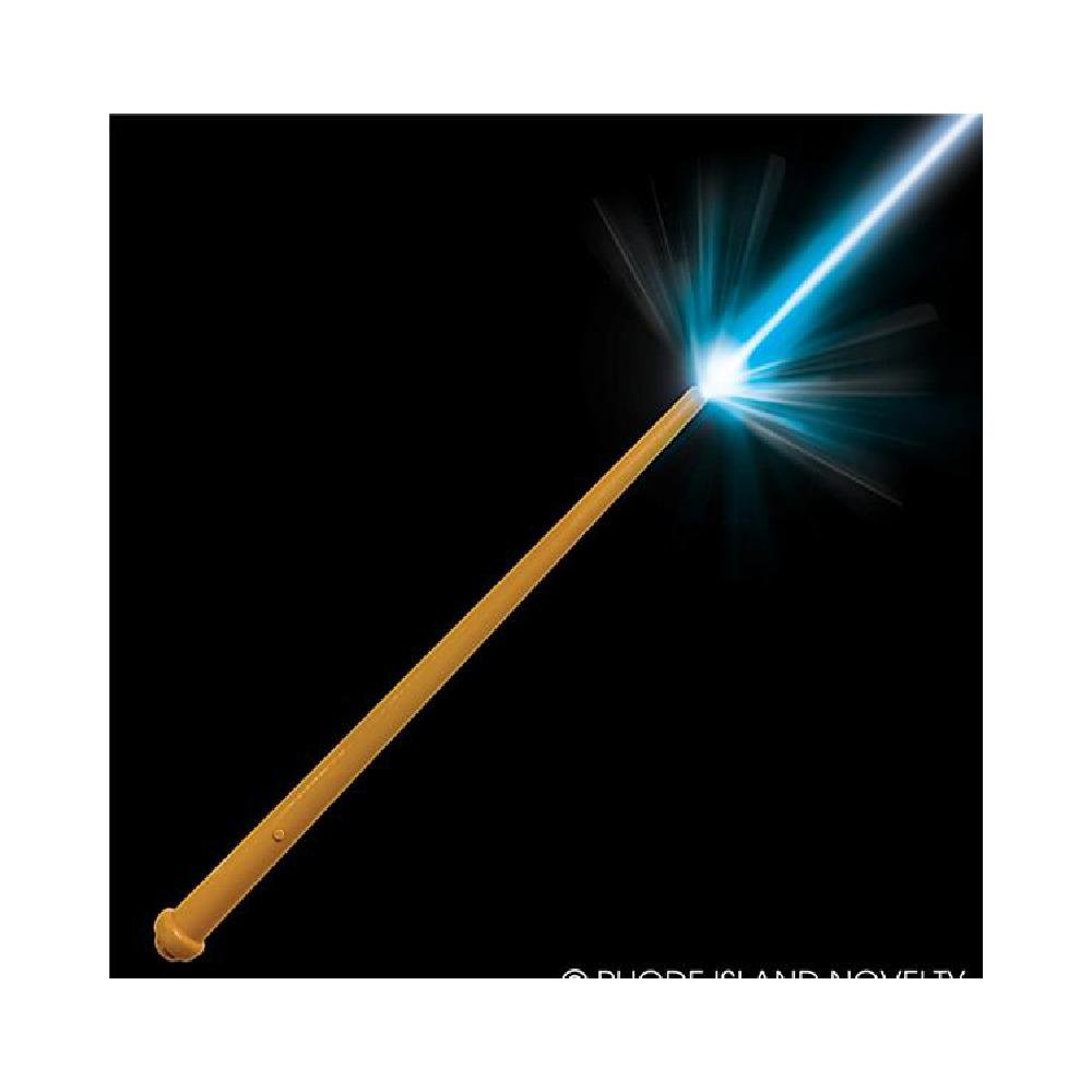 14'' Light-Up Wizard Wand (With Sticky Notes) by Bargain World