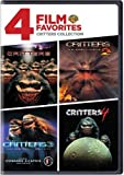 4 Film Favorites: Critters (Critters, Critters 2, Critters 3, Critters 4)