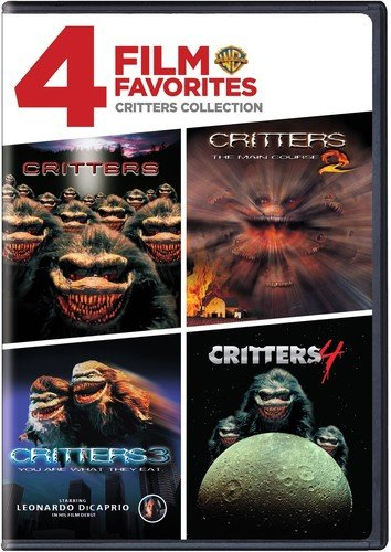 (4 Film Favorites: Critters (Critters, Critters 2, Critters 3, Critters 4))