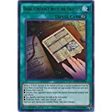 1X NM Dark Contract with the Entities Ultra Rare 1st Edition 2017 MP17-EN239