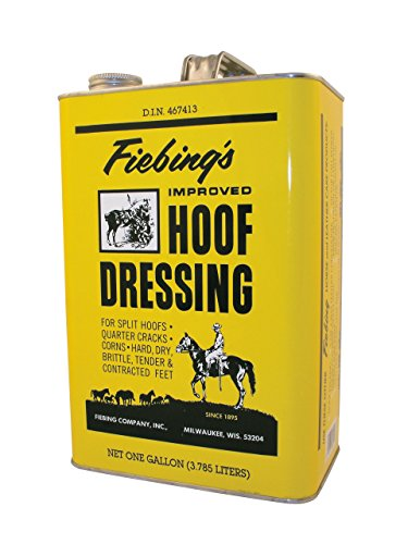 Fiebing's Hoof Dressing without Brush - Gallon