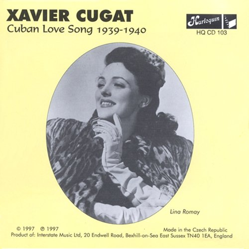 Cuban Love Song 1939-1940
