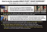 Great Stuff 12025558 2 PK Smart Dispenser