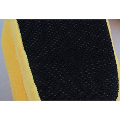 Chaussons hiver Pantoufles Antidérapant Femme Peluche Homme LUOEM Visage Doux Cotons Rire Chaussons avec chaud Maison Tear YpqEzw