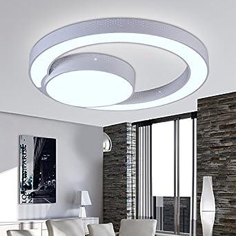 LYXG Led Deckenlampe Deckenleuchte Modernes Wohnzimmer Schlafzimmer - Deckenleuchten für wohnzimmer
