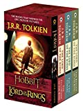 Image of J.R.R. Tolkien 4-Book Boxed Set: The Hobbit and The Lord of the Rings