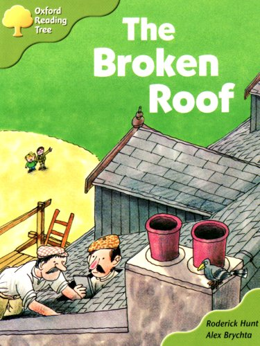 Book About Alex And The Red Roof Red And Tan Exterior