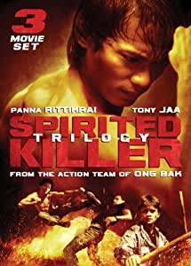 Spirited Killer: Trilogy