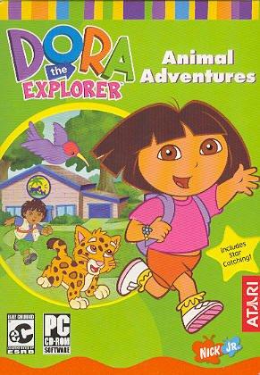 ATARI Dora the Explorer: Animal Adventures - PC