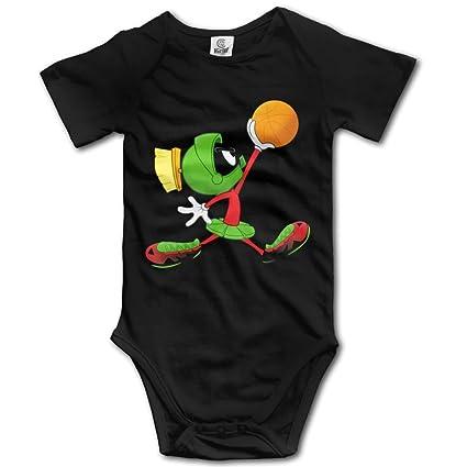 680ec77c6 Amazon.com   Grace Little Marvin The Martian Play Basketball Unisex ...
