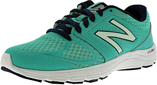 New Balance Women's 575v2 Comfort Ride Running Shoe, Verde, 38 B(M) EU/5.5 B(M) UK