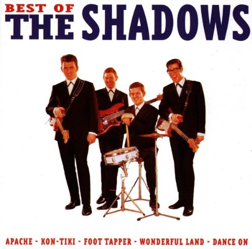 Best of: The Shadows (Best Of The Shadows Cd)