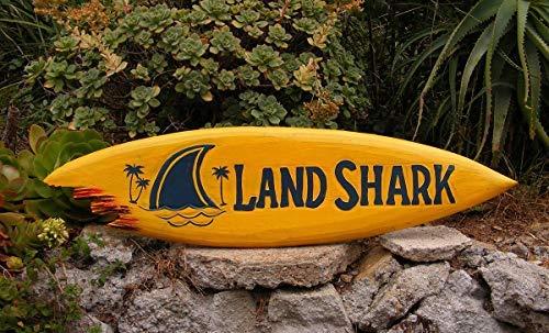 Eyrrme 39 - Cartel de Madera de tiburón Tiki para Tabla de ...