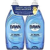 Dawn Ultra Dishwashing Liquid, Original, 19.4 Fl Oz, 2 Count