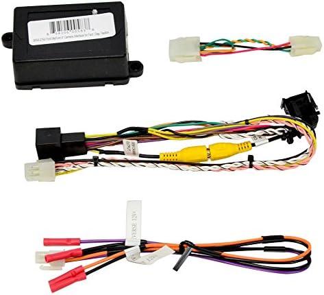 Brandmotion 9002-2750 Camera Interface for 4 MyFord Factory Display Radios