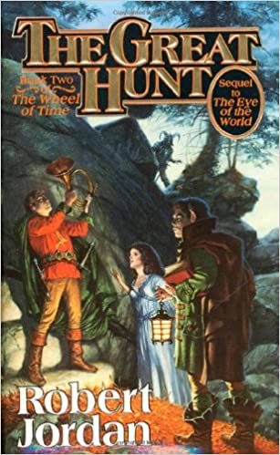 Image result for the great hunt robert jordan