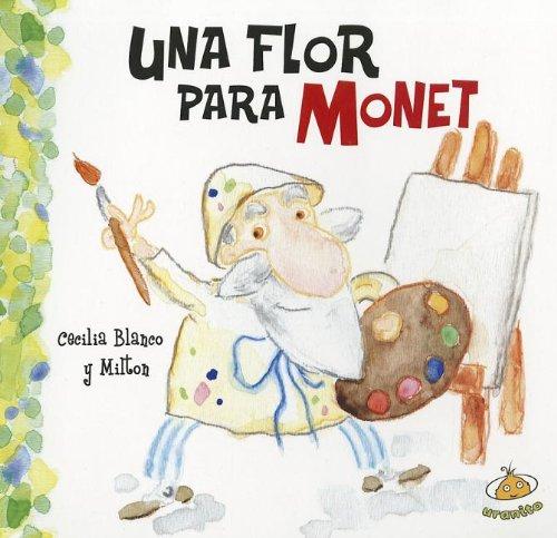 Download Una flor para Monet (Famosisimos) (Spanish Edition) ebook