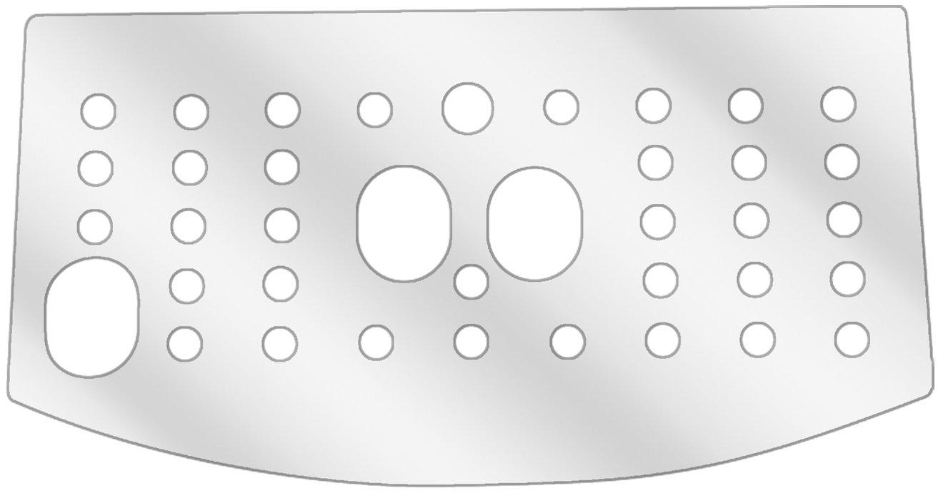 dipos I 3X Protection ecr/án Compatible avec DeLonghi Magnifica S ECAM 22.110 21.116 Films de Protection d/écran Transparent 21.117