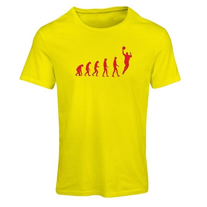 Camiseta Mujer evolución de Baloncesto - Canasta de la Calle, me Encanta Este Juego, Gran Fan de Regalo: Amazon.es: Ropa y accesorios