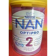 Nestle Milk  NAN 2 From  6 months 1 Tin X 400g