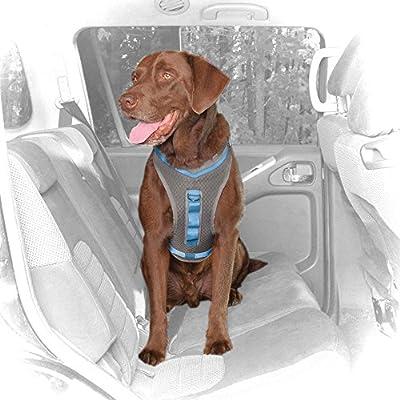 Kurgo Dog Journey Harness - Lifetime Warranty