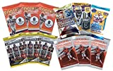 2017-2018 Panini NFL Combo Variety Pack - 12 Packs Auto AND memorabilia Guaranteed