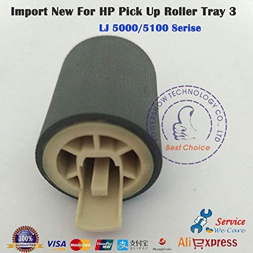 Yoton Import New Paper Pick Up Roller RF5-2643 RF5-2643-000CN RF5-2643-000 for HP5100 HP5000 HP 5000 5100 ()