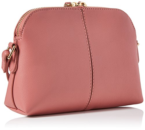 Dorothy Perkins Rose Lead Xbody - Borse a tracolla Donna, Pink (Rose), 21x15x6 cm (W x H L)