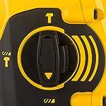 D-WALT-DCH253M2-QW-Tassellatore-SDS-Plus-a-Percussione-40-Ah-3-Modalita-di-Lavoro-con-Doppia-Batteria-in-Valigetta-18-V