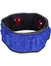 QIA Toning bälte med infraröd värme dragkedja borttagning maskin massage midja för mag-/arm-/intraining