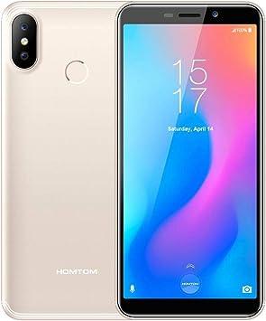 HOMTOM C2 5,5 Pulgadas Smartphone Teléfono Móvil de Huellas ...