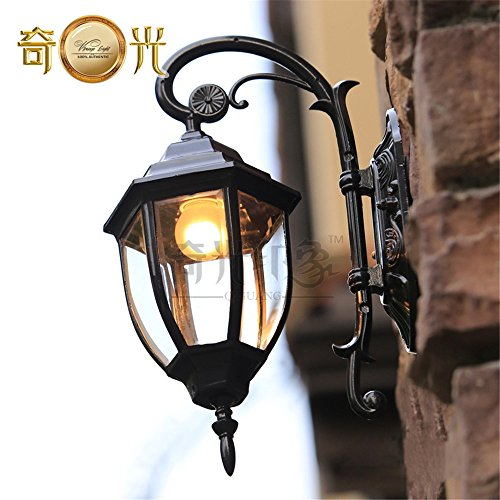 Upscale Outdoor Light Fixtures - 5