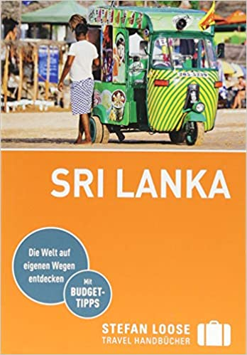 Stefan Loose Reiseführer Sri Lanka Mit Reiseatlas Taschenbuch 22