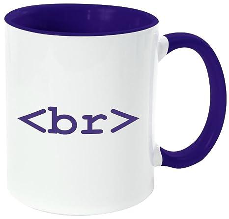 Amazon.com: Rikki Knight Coffee Break- Tech Computer - Funny ...