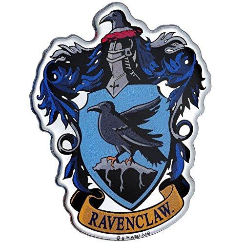 Ravenclaw Domed Car Decal (Multicolor Print, Chrome Finish) Harry Potter Crest Automotive Emblem Sticker Easily Applies to Cars, Trucks, Motorcycles, Laptops, Cellphones, Windows, Almost - Glasses Mens Frames Australia