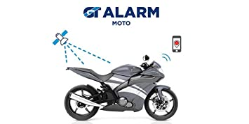 GT Alarm Moto Antirrobo satélite Gestionado de App: Amazon ...