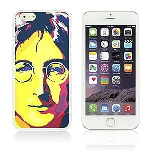 OnlineBestDigitalTM - Celebrity Star Hard Back Case for Apple iPhone 6 Plus (5.5 inch) Smartphone - John Lennon