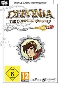 Deponia: The Complete Journey [Importación Alemana]