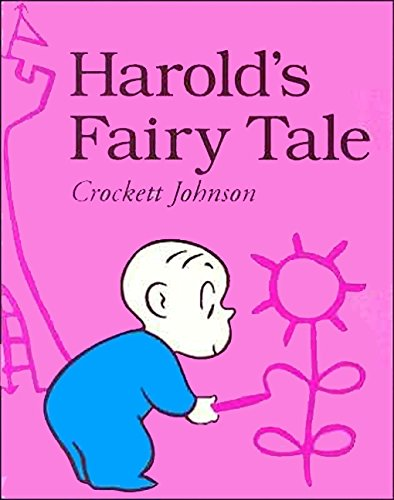 Harold's Fairy Tale (Further Adventures of with the Purple Crayon) (Harper Collins Pete The Cat Saves Christmas)