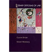 Literary Criticisms of Law