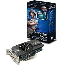 Sapphire Radeon Flex HD 7770 GHZ 1GB DDR5 DL-DVI-I/SL-DVI-D/HDMI/DP PCI-Express Graphics Cards 11201-12-20G