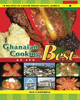 The ghana cookbook amazon fran osseo asare barbara bata ghanaian cooking at its best 70 recipes in color from ghana africa forumfinder Choice Image