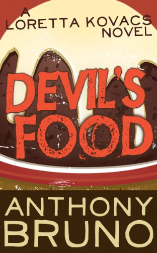 book cover of Devil\'s Food