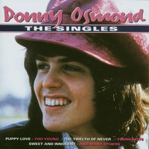 The Singles by Osmond, Donny