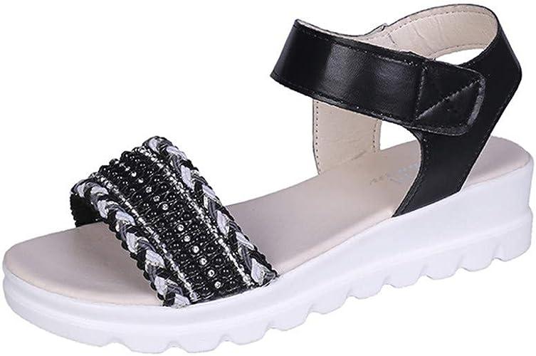 DFMNE Sandals for Women Girls Ladies