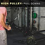 ARCHON Fitness Single Pulley Cable Station